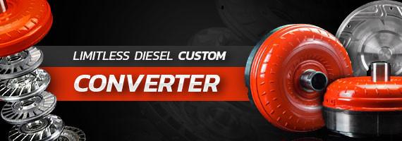 Limitless Diesel Custom Converters