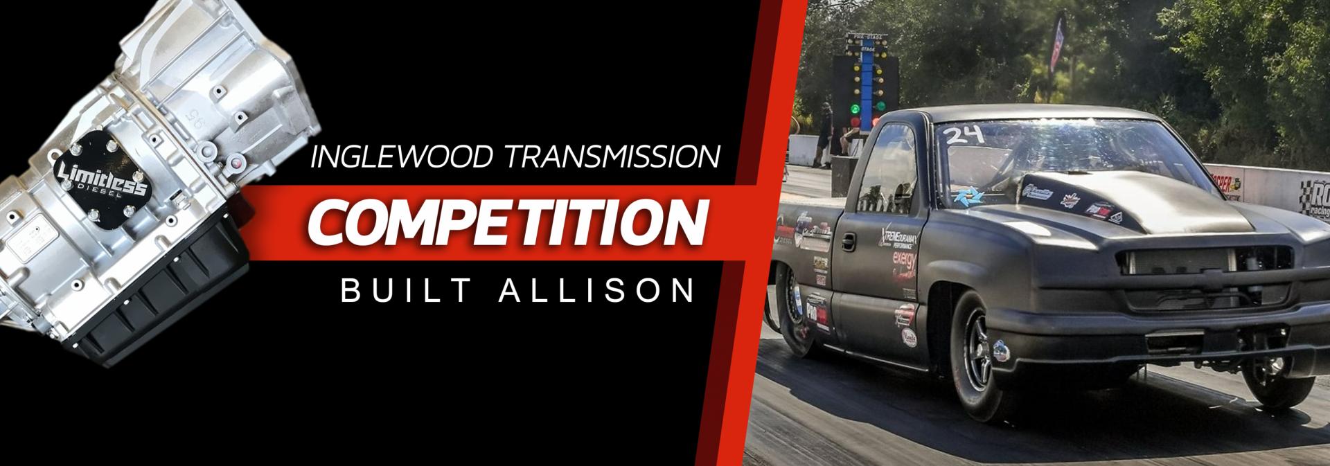 Competition Built Allison