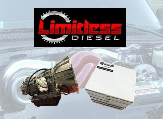Limitless C3 Oiler Kits