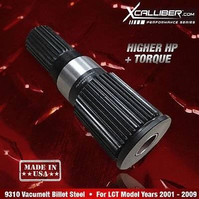 XCalliber - XCalliber Billet Output Shaft Allison 1000 (2001-2010)