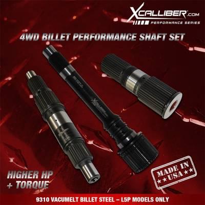 XCalliber - XCallibur Performance Shaft Set (2017-2019) L5P