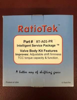"""RatioTek - RatioTek RT-A01-PR- """"Mike L"""" pressure spring"""