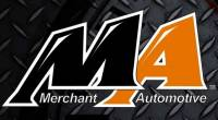 Merchant Automotive - Merchant Auto Stainless Tie Rod Sleeves (2001-2010 LB7-LMM)