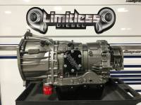 Limitless Diesel - Limitless Diesel Competition Built Transmission - Image 1