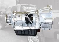 Limitless Diesel built Allison transmission triple disk torque converter