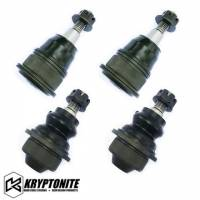 Kryptonite Upper/Lower Ball Joint Package 2001-2010 (Stock Arms)