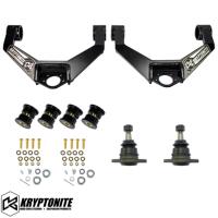 Kryptonite - Kryptonite Upper Control Arm Kit 2011-2019