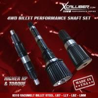 XCallibur Performance Shaft Set (2001-2010) LB7-LMM