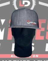 Limitless Diesel - Limitless Charcoal Trucker Snapback - Image 2