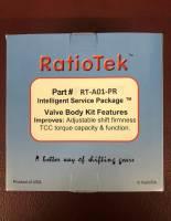 "RatioTek RT-A01-PR- ""Mike L"" pressure spring"