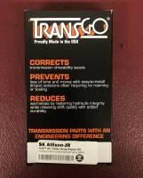TransGo jr shift kit W/ Mike L trim springs